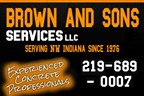 Brown & Sons Services LLC